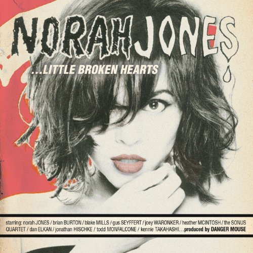 Norah Jones Little Broken Hearts (lp) 2 Lp