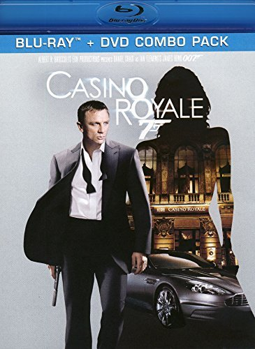 James Bond Casino Royale (2006) Craig Green Dench Wright