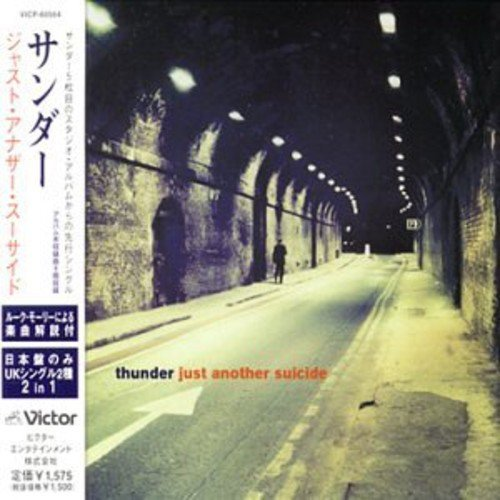 Thunder Just Another Suicide Import Jpn Incl. Bonus Track
