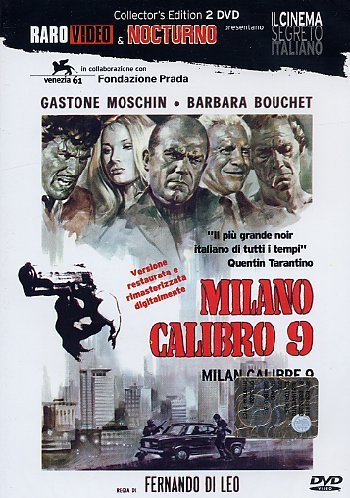 Milano Calibro 9 Milano Calibro 9 Import Ita 2 DVD Pal (2)