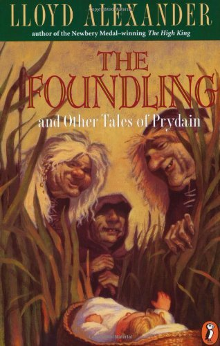 Lloyd Alexander Foundling And Other Tales Of Prydain