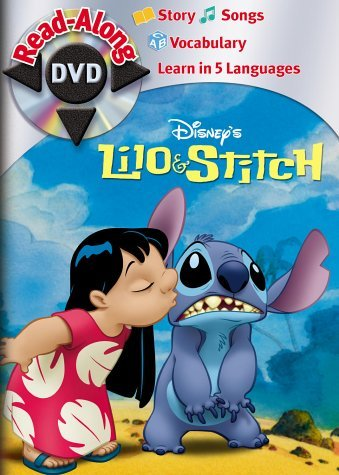 Read Along Lilo & Stitch