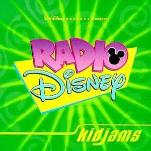Radio Disney Kid Jams Radio Disney Kid Jams Hanson Backstreet Boys Trio Yankovic Sponge Hammer Brown