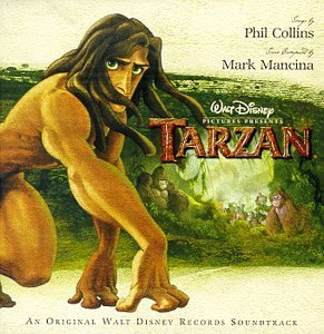 Various Artists Tarzan Hdcd