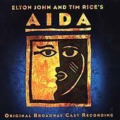 Broadway Cast Aida John Rice