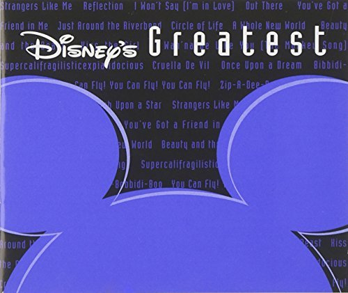 Disney's Greatest Vol. 1 Disney's Greatest Disney's Greatest