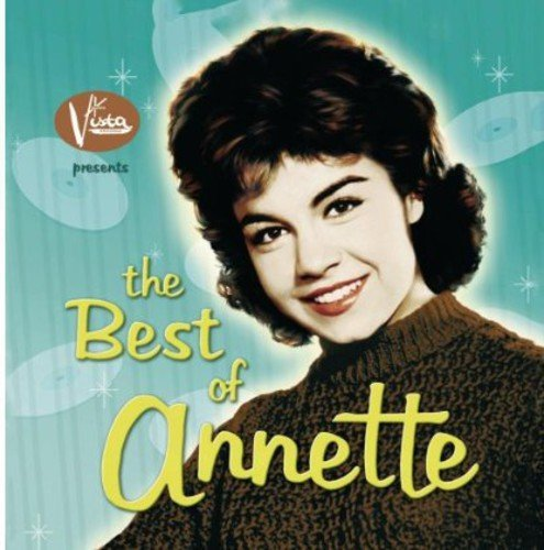 Funicello Annette Best Of Annette