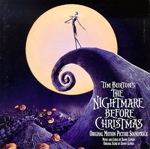Nightmare Before Christmas Soundtrack