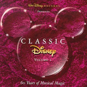 Classic Disney Vol. 1 60 Years Of Musical Mag Whole New World Work Song Classic Disney