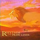 Lion King Rhythm Of The Pride Land