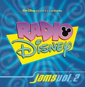 Radio Disney Vol. 2 Kids Jams Bega Aguilera Spears Queen Radio Disney