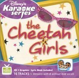 Disney Karaoke Series Cheetah Girls Karaoke Disney's Karaoke Series