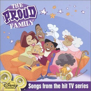Proud Family Tv Soundtrack