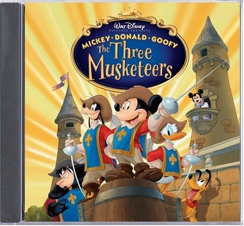 Three Musketeers Mickey Donal Soundtrack