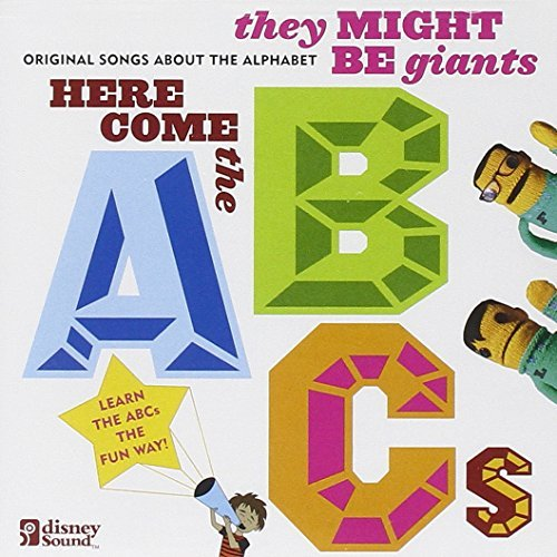 They Might Be Giants Here Come The Abc's