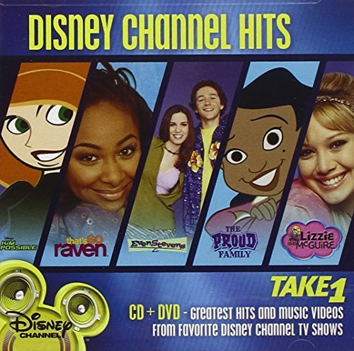 Disney Channel Hits Vol. 1 Take 1 Incl. Bonus DVD