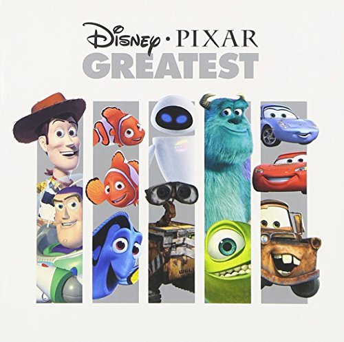 Disney Pixars Greatest Hits Incl. Bonus Track