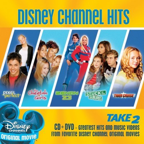 Disney Vol. 2 Disney Channel Hits Incl. Bonus DVD