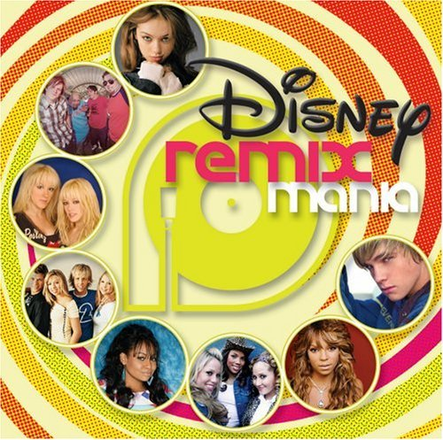Disneymania Remixed Disneymania Remixed Mccartney Cheetah Girls Jump5 Blisterpack