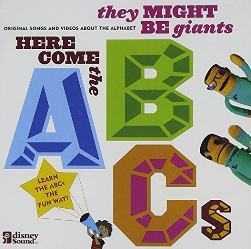 They Might Be Giants Here Come The Abc's Incl. DVD