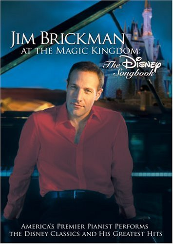 Jim Brickman Disney Songbook DVD