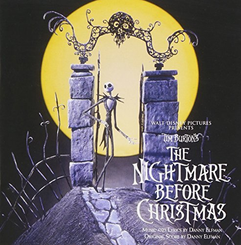 Nightmare Before Christmas Soundtrack 2 CD