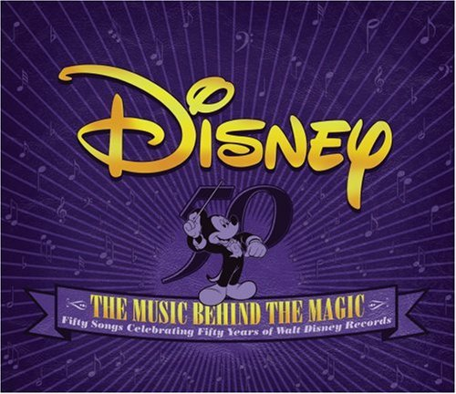 Disney Music Behind The Magic Disney Music Behind The Magic 2 CD