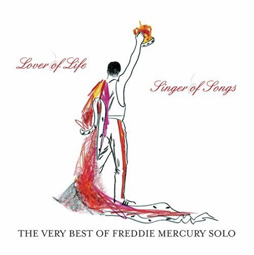 Freddie Mercury Lover Of Life Singer Of Songs 2 CD