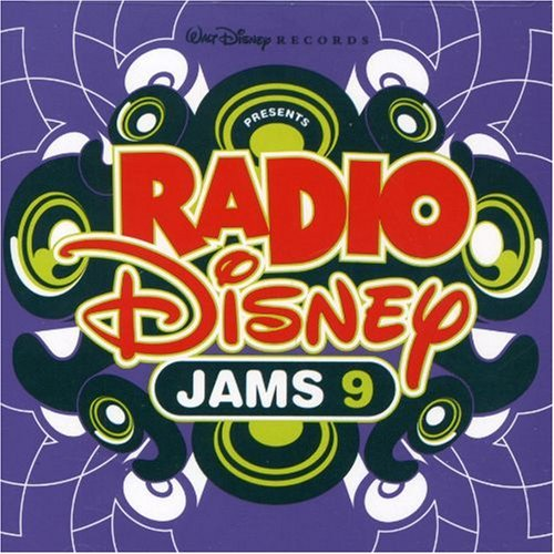 Radio Disney Vol. 9 Kids Jams Incl. Bonus DVD
