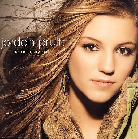 Jordan Pruitt No Ordinary Girl (cd DVD +1 Bonus Track) [enhanced