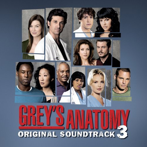 Vol. 3 Grey's Anatomy Television Soundtrack