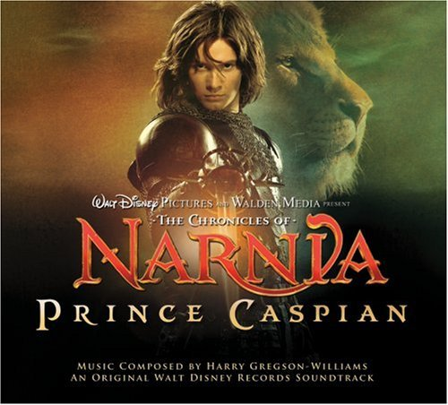 Chronicles Of Narnia Prince Caspian Soundtrack Music By Harry Gregson William
