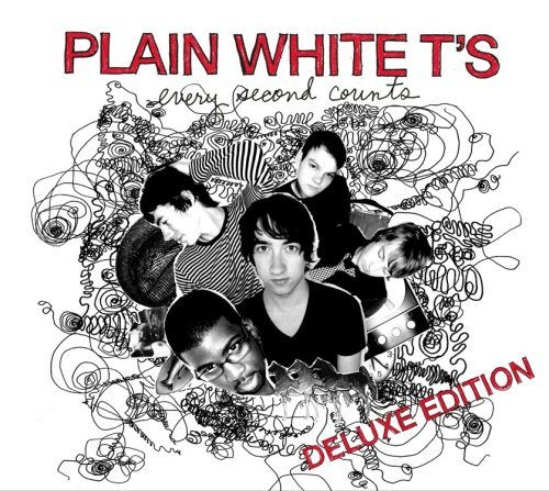 Plain White T's Every Second Counts Deluxe Ed. Incl. Bonus DVD