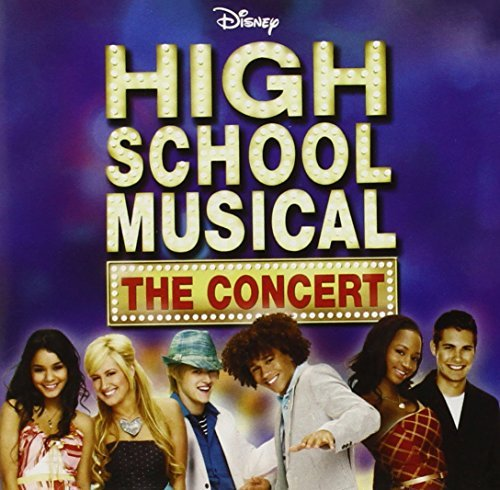 High School Musical Concert Soundtrack Incl. Bonus DVD