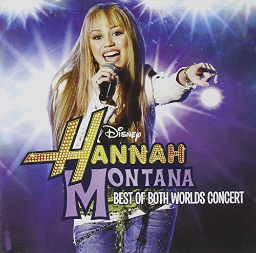 Hannah Miley Best Of Both Worlds In Concert Incl. Bonus DVD