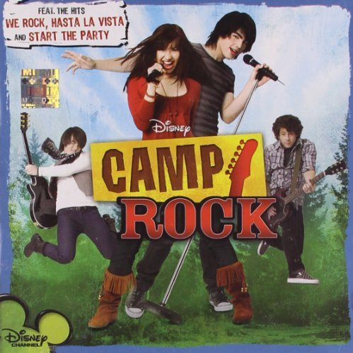 Various Artists Camp Rock