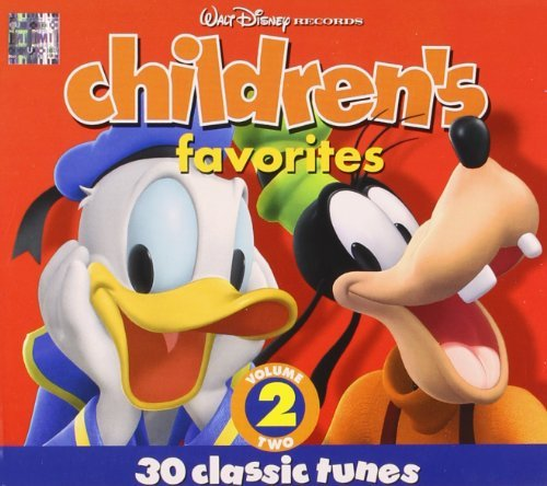 Disney Vol. 2 Children's Favorites
