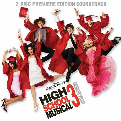 High School Musical 3 Senior Soundtrack Premiere Ed. Incl. Bonus DVD