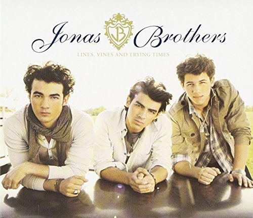 Jonas Brothers Lines Vines & Trying Times