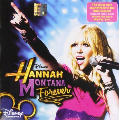 Various Artists Hannah Montana Forever