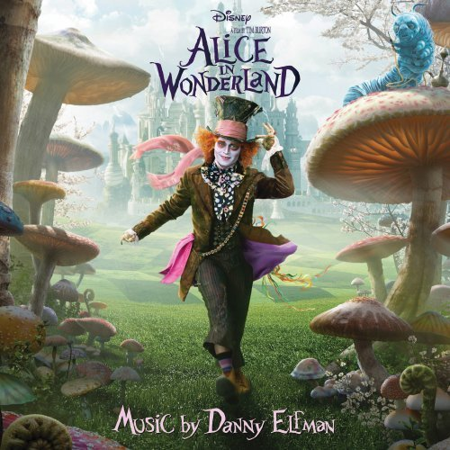 Alice In Wonderland Soundtrack
