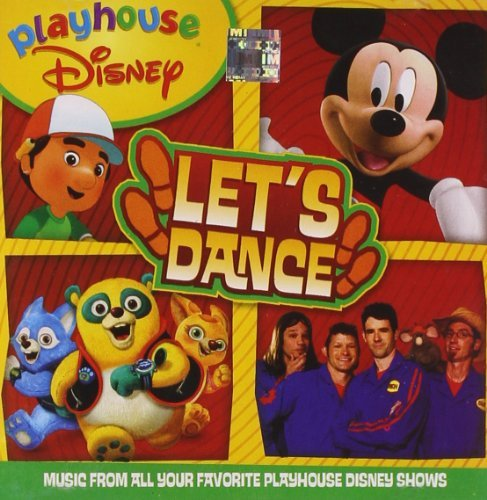 Playhouse Disney Let's Dance
