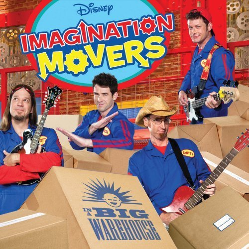 Imagination Movers In A Big Warehouse