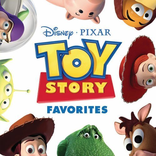 Toy Story Favorites Soundtrack