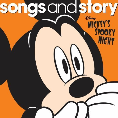 Disney Songs & Story Mickey's Spooky Night