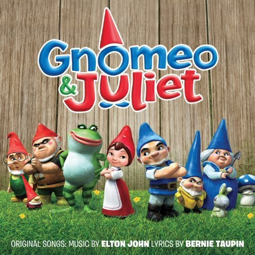 Gnomeo & Juliet Soundtrack