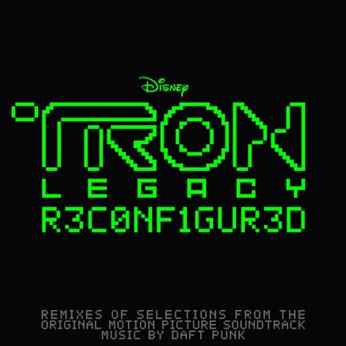 Various Artists Tron Legacy Reconfigured