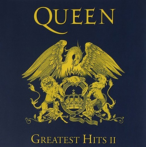 Queen Greatest Hits Ii Remastered