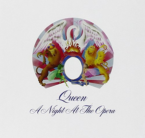 Queen Night At The Opera Remastered 2 CD Deluxe Ed.