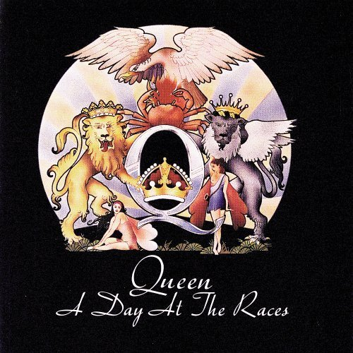 Queen Day At The Races Remastered 2 CD Deluxe Ed.
